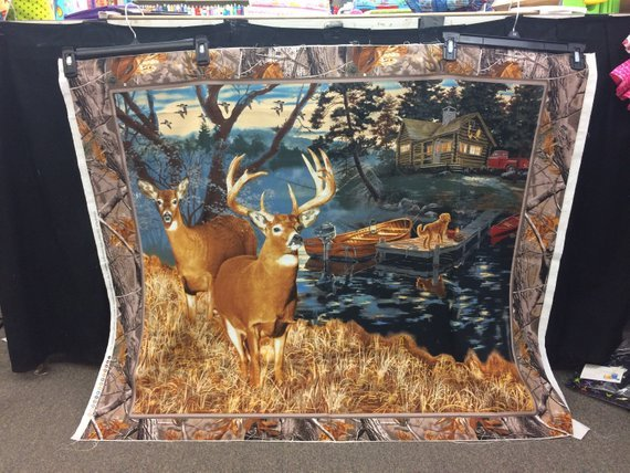 Realtree Lakeside Sunset Panel