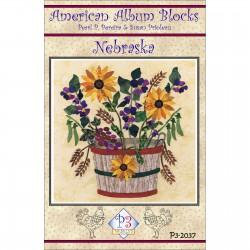 American Album Blocks: Nebraska