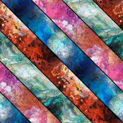 9217-99 , Galaxy Blast - Digital by Blank Quilting