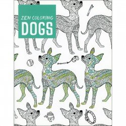 Zen coloring Dogs