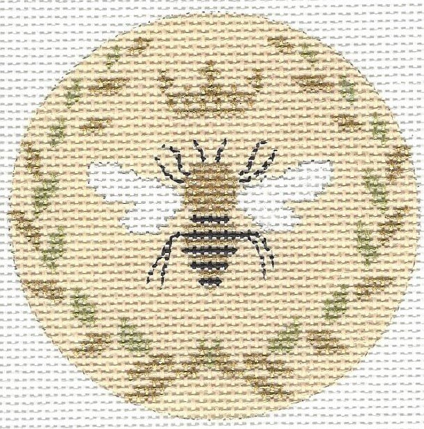 Bee on Ivory