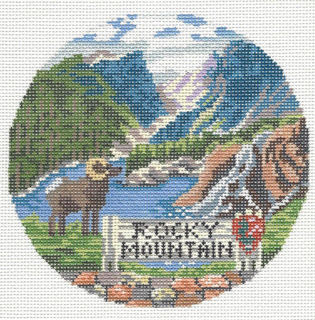 Explore America - Rocky Mountain