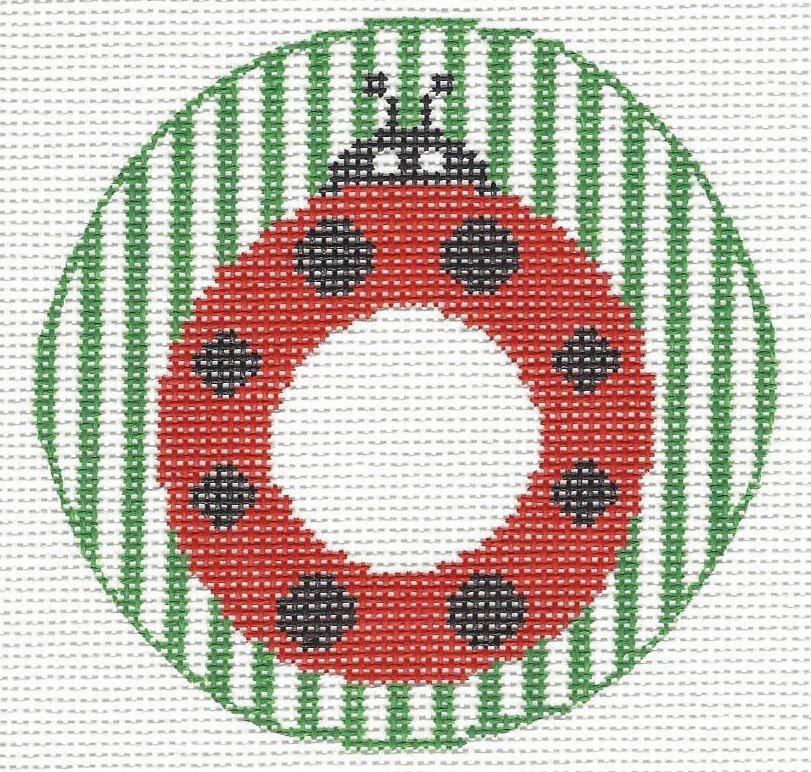 Round - Ladybug