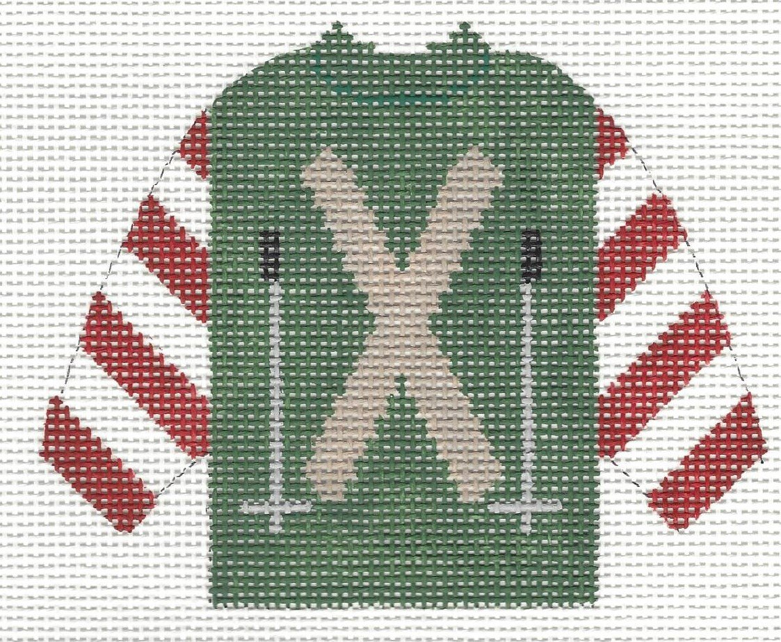 Pullover Sweater Skiis