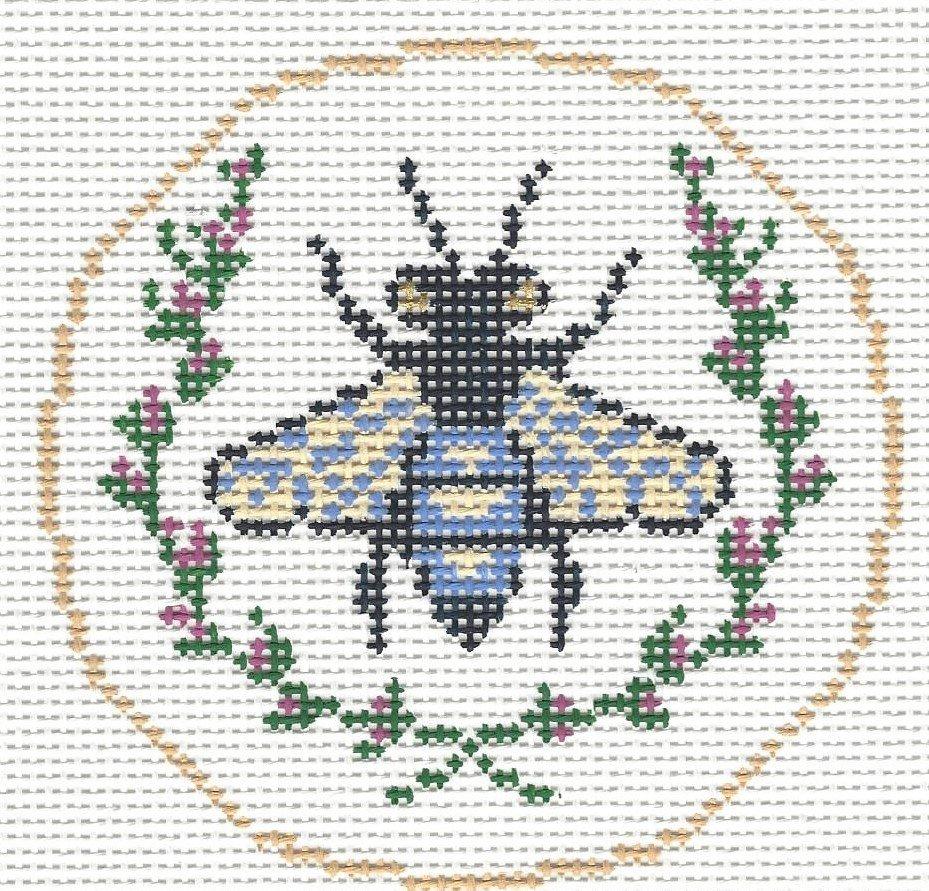 Bee Insert - Navy