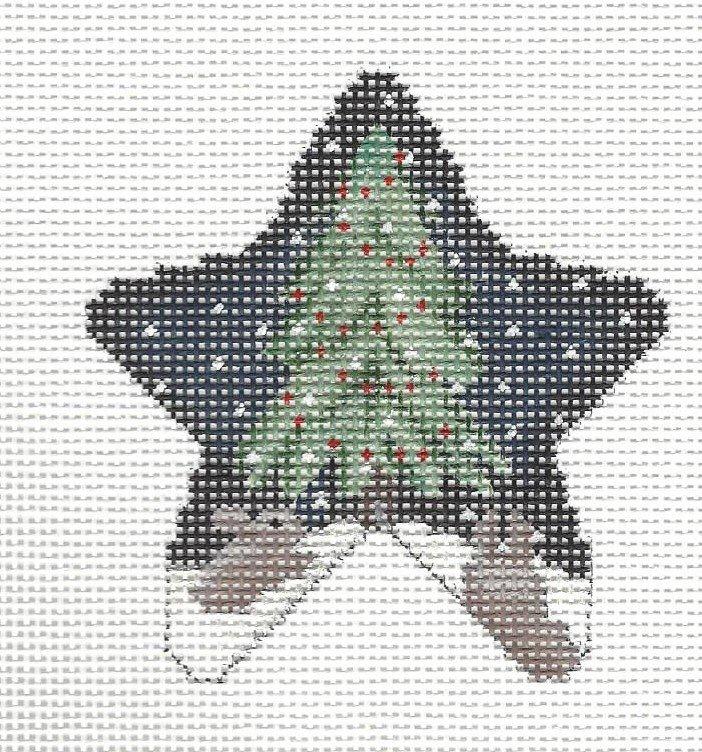 Mini Star - Tree/Bunnies