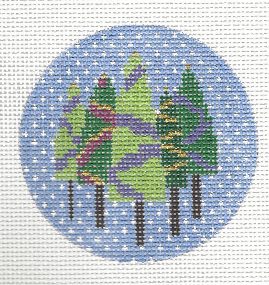 Christmas Trees - Five