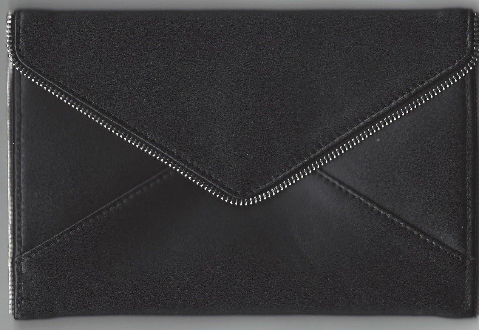 Flat Leather Clutch