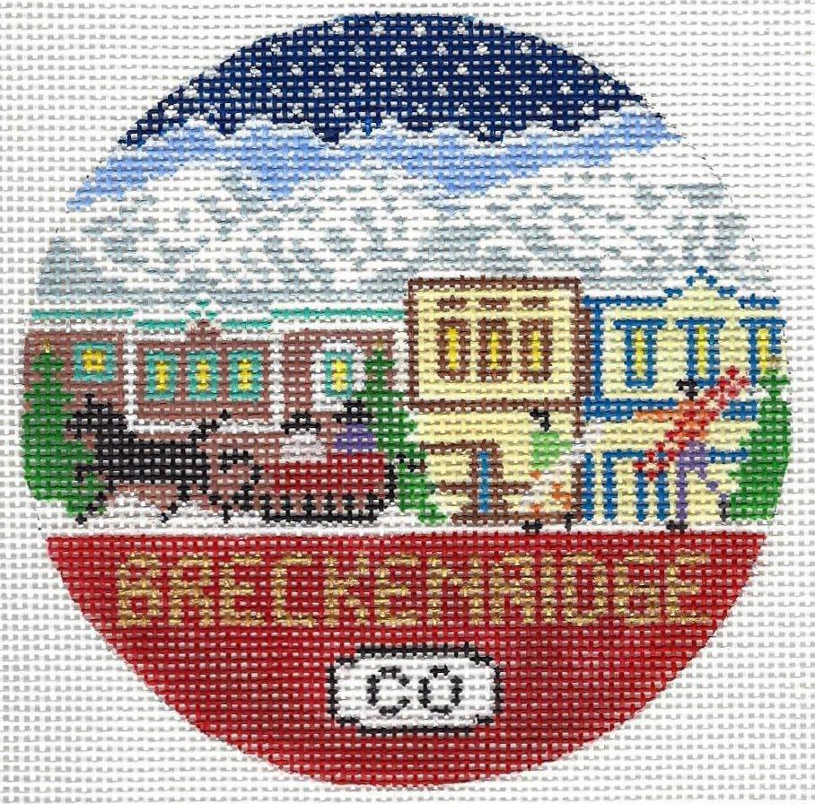 Breckenridge Round