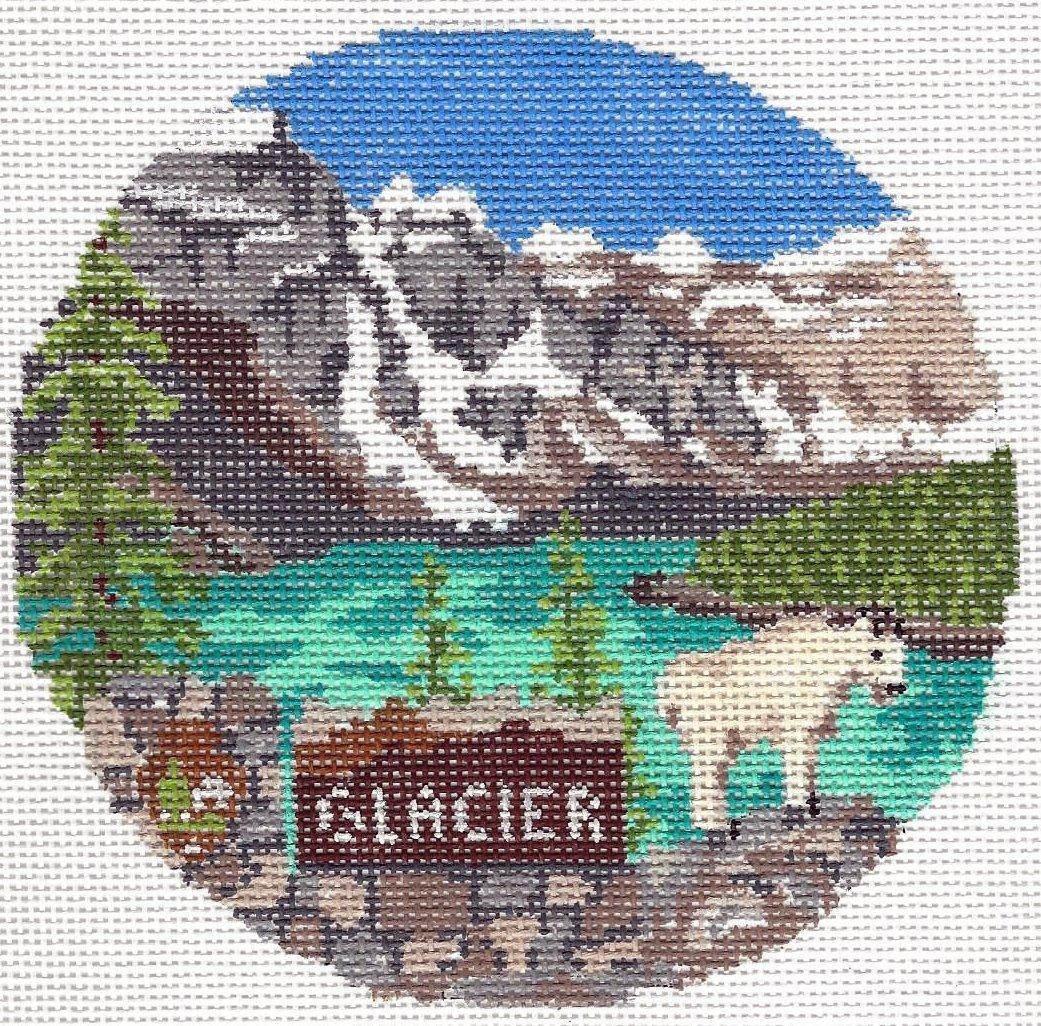Explore America - Glacier