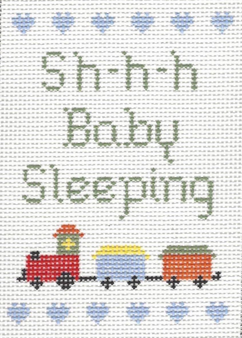 Baby Sleeping Train