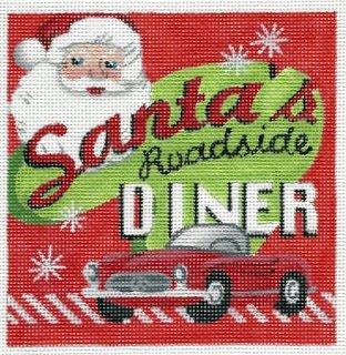 Santa's Roadside Diner