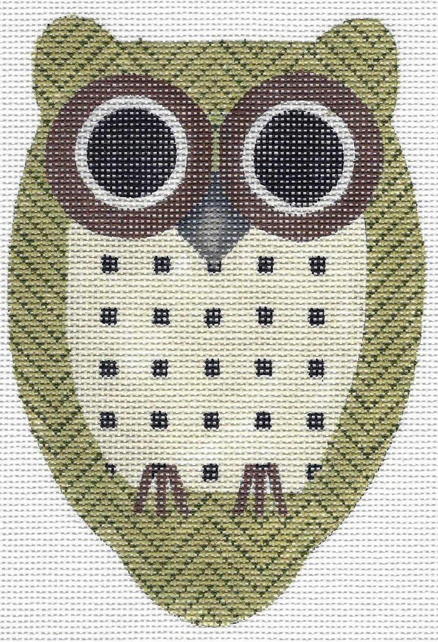 Owl Zig Zag Tweedy