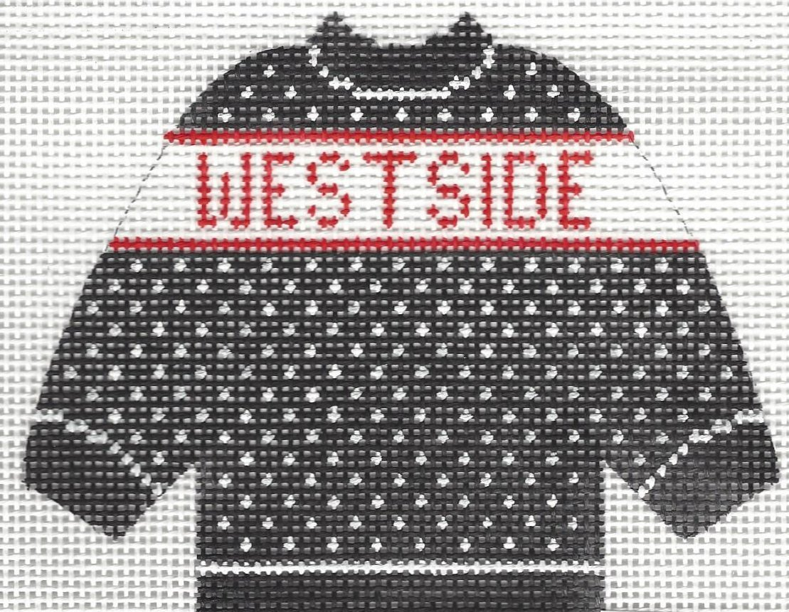 Pullover Sweater Westside
