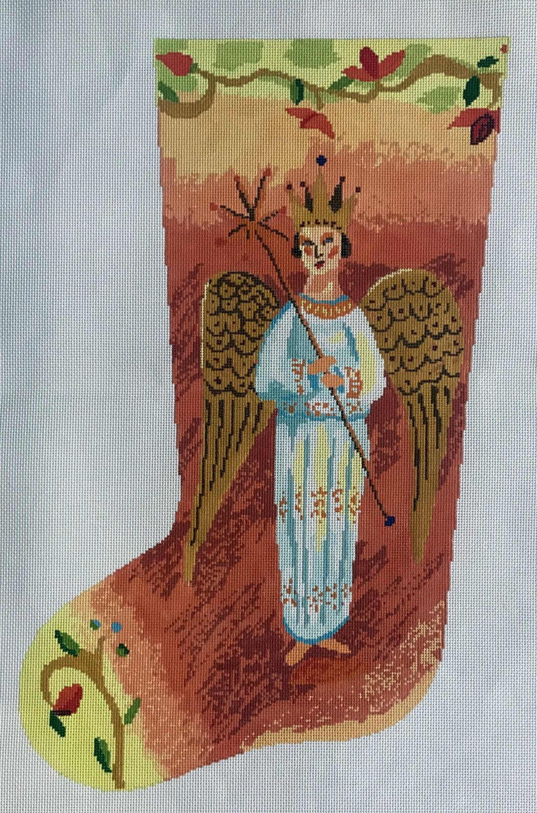 Heavenly Angel Stocking