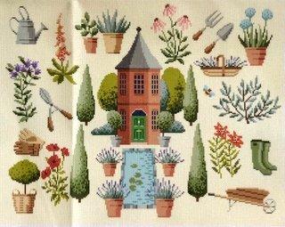 Chelsea Eccentric Garden