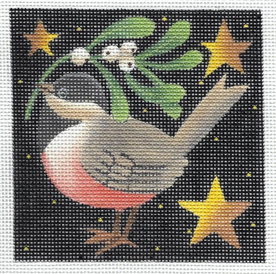 Holiday Chickadee