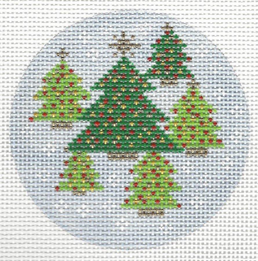 Christmas Trees - Six