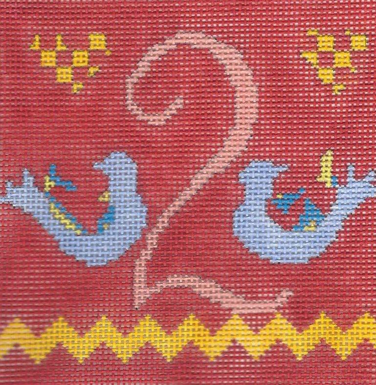 Twelve Days - #2 Doves