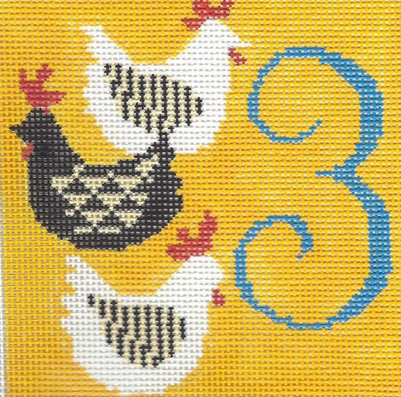 Twelve Days - #3 Hens