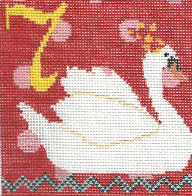 Twelve Days - #7 Swans