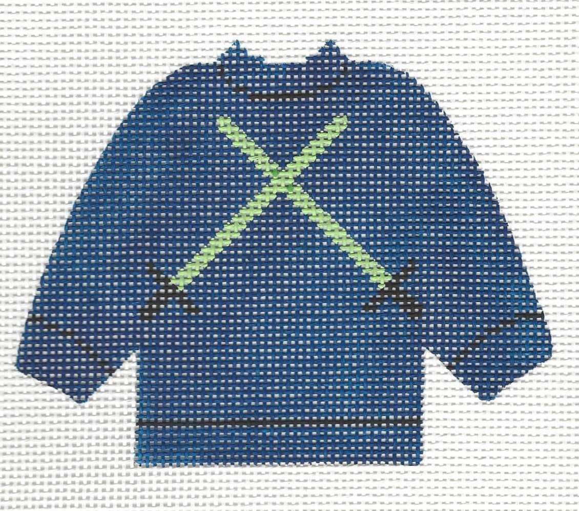 Pullover Sweater Light Sabers