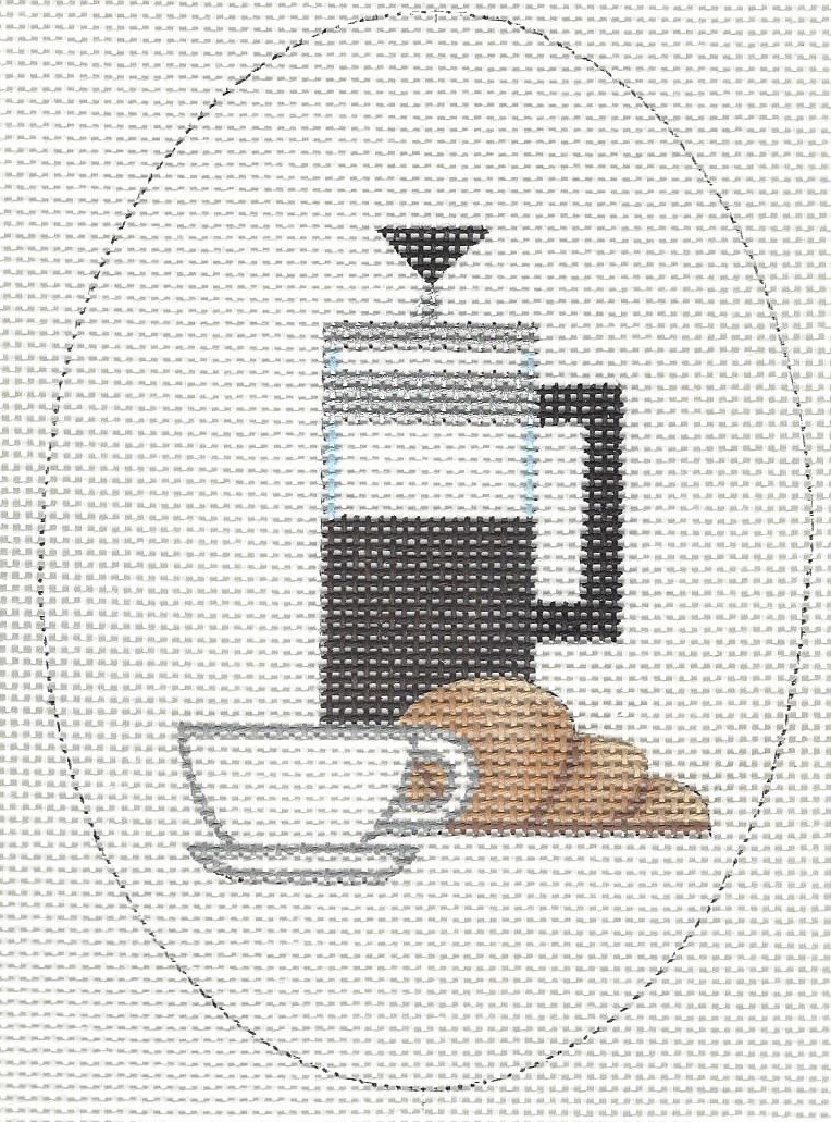 Oval - French Press