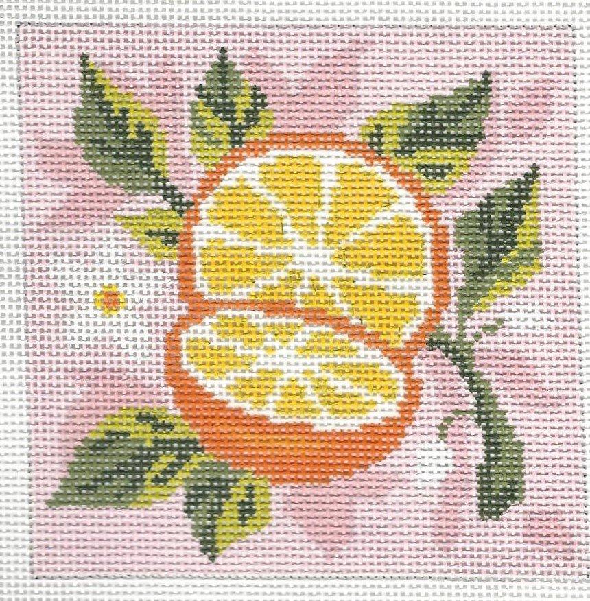 Fruit Square Orange