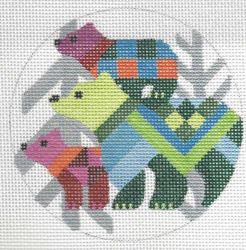 Abstract Bears