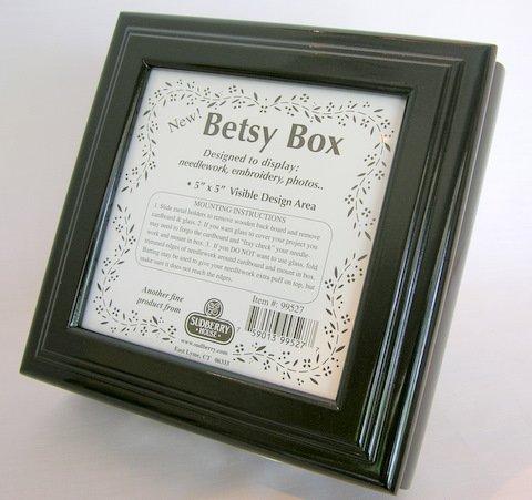 Betsy Box - Black