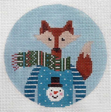 Tacky Sweater Party - Red Fox