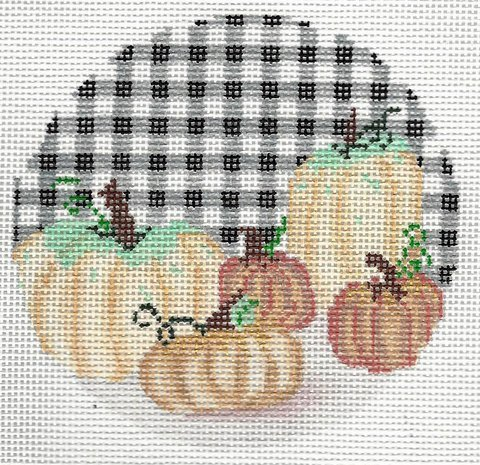 Pumpkins and Gingham