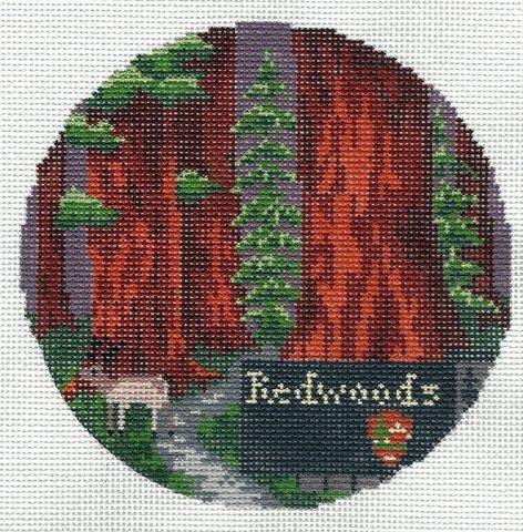 Explore America - Redwoods