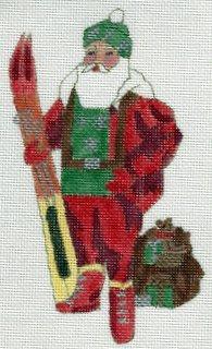 Rocky Mountain Santa