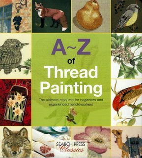 A - Z of Thread Painting