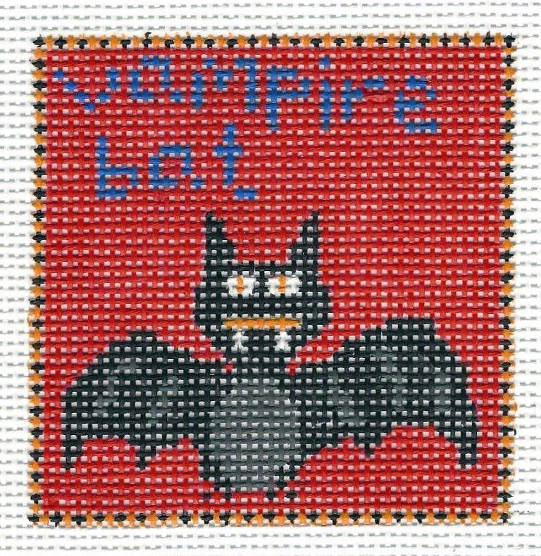 Halloween Vampire Bat.