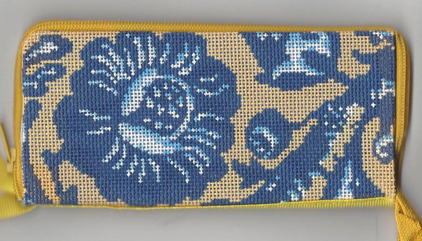Batik Print  Needle Case