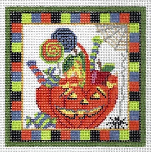 October Halloween Basket