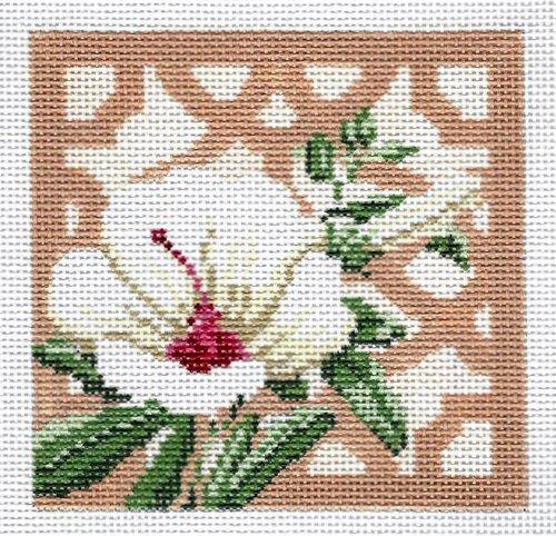 Trellis Coaster Hibiscus