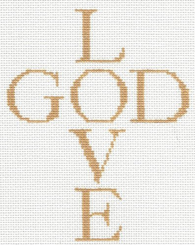 Crossword - Love God