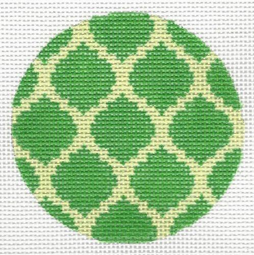 Bright Green Disk