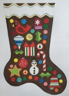 Gingerbread Stocking 2