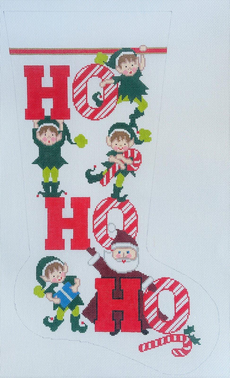 Stocking - HO HO HO