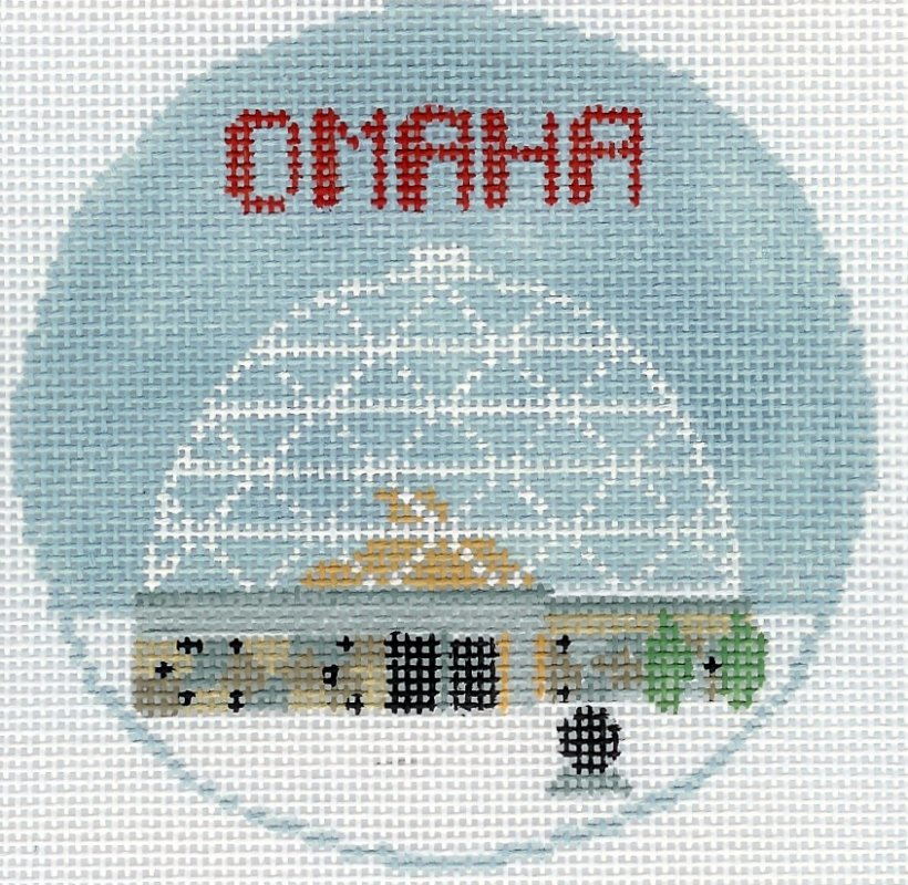 Travel Round - Omaha Desert Dome