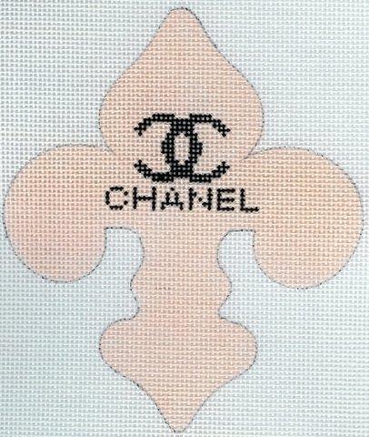 Fleur-de-Lis-Chanel