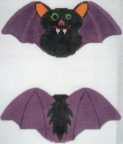 Halloween Bat Clip-On
