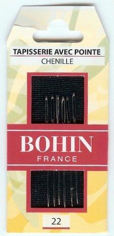 Bohin Chenille Needles Size 22