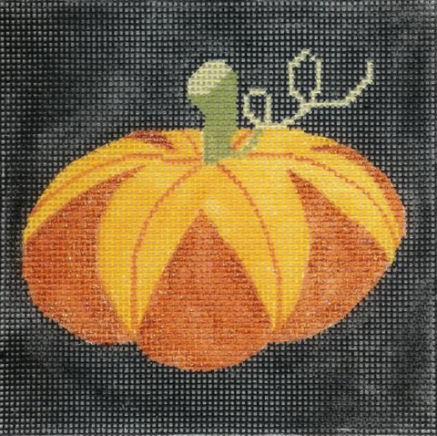 Orange & Yellow Pumpkin