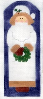 Winter White Santa