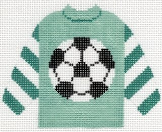 Pullover Sweater Soccer Ball
